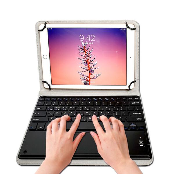 태블릿 9.7~10.6인치 터치패드 블루투스 키보드케이스 상품이미지