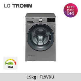 LG 드럼세탁기 19KG 실버 F19VDU