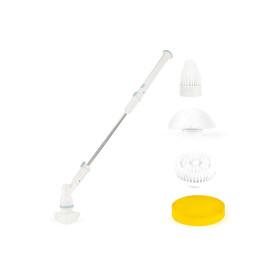 무선 전동 욕실청소기 4종브러쉬 IPX5방수 EM-BV20000