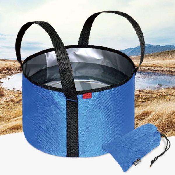 글램핑 물통 캠핑 낚시 설거지통 낚시 휴대용 간편 접 상품이미지