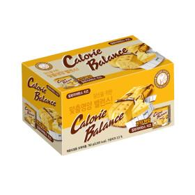 칼로리바란스 치즈 10개입 760g /간식/식사대용