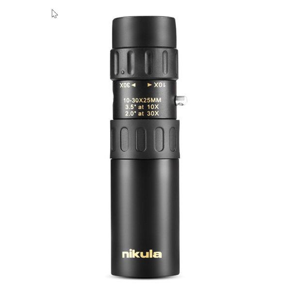 니쿠라 Nikila 10-30X25mm 망원경 고성능 단망경 상품이미지