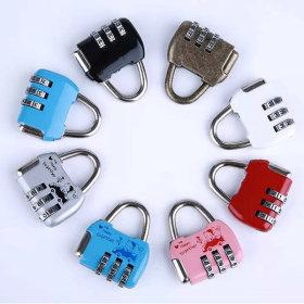 메탈가방번호키 자물쇠 번호열쇠 잠금장치 사물함