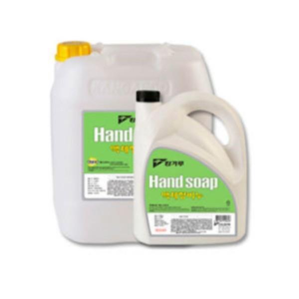 캉가루 핸드디스펜서용 액체비누 HAND SOAP 18.75L 상품이미지