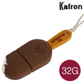 캐릭터 USB메모리 예쁜 귀여운 아이스크림 초콜릿 32GB
