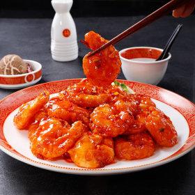 부산 영성방 칠리 새우 1kg/ 500g(새우+소스) x2봉