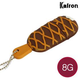 캐릭터 USB메모리 발렌타인선물 아이스크림 카라멜 8GB