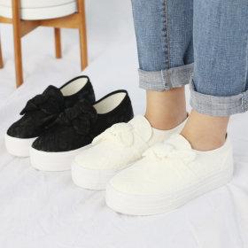 여성 스니커즈 신발 운동화 슬립온 여성단화 투레