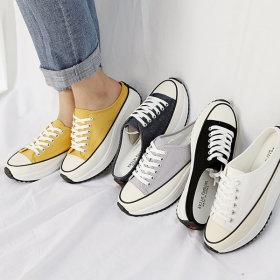 여성 스니커즈 신발 운동화 슬립온 여성단화 549