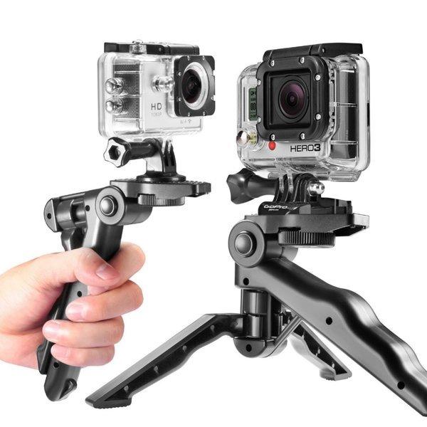 고프로 핸드 그립 삼각대-카메라 액션캠 핸드폰 DSLR 상품이미지