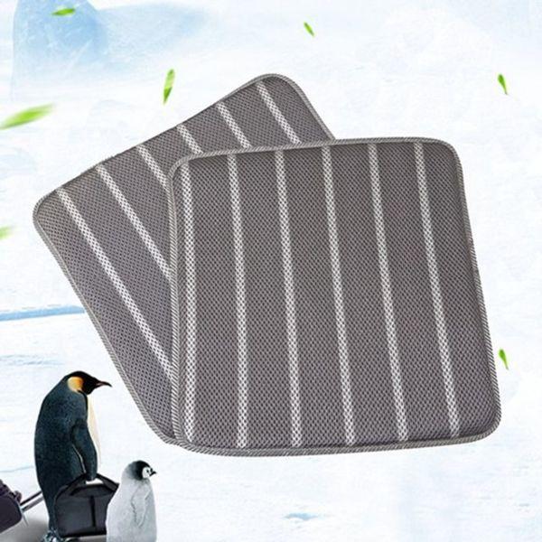 여름 쿨방석 에어 매쉬 통풍방석 미끄럼방지 기계세탁 상품이미지