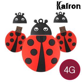 캐릭터 USB메모리 선물 예쁜 귀여운 4G 무당벌레