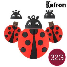 캐릭터 USB메모리 귀여운 예쁜 기가 32G 무당벌레