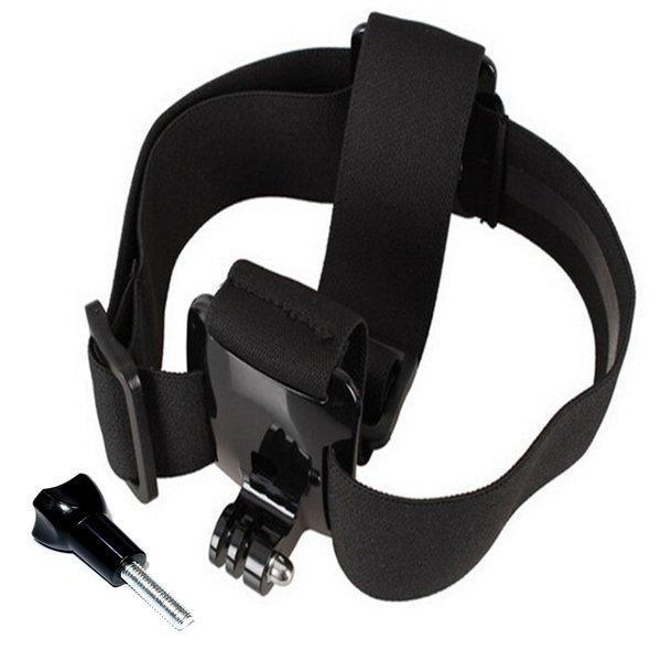 고프로(액션캠) 헤어밴드 거치대-헬멧 모자 스트랩 상품이미지
