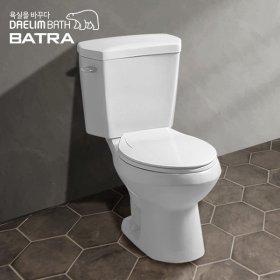 (고치고(GOCHIGO)) [고치고] 대림바스 바트라 BC-101 투피스 양변기 변기 시공 변기 교체 철거 욕실양변...