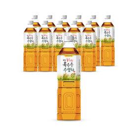 옥수수수염차 1.25L x 12pet/음료/음료수
