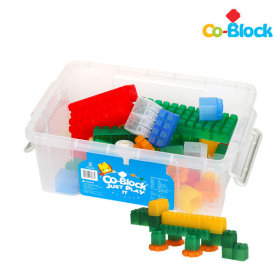 Co-Block  코블록 레인보우저스트플레이잇38pcs