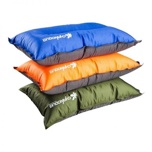 캠팽베개 수면배게 여행용 베개 1+1+1 상품이미지