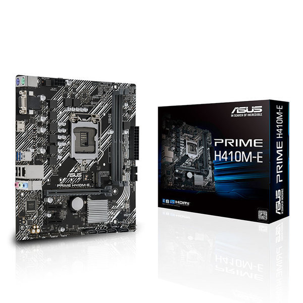 ASUS PRIME H410M-E 인텍앤컴퍼니 메인보드 상품이미지