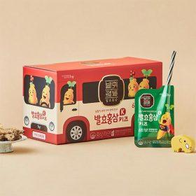 발휘 발효홍삼 키즈 1200ml(20mlx60포)