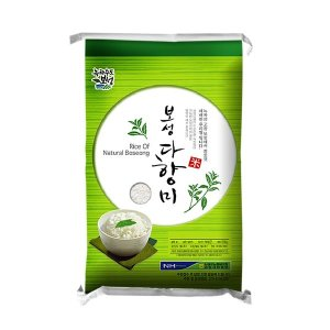 2017년햅쌀 보성농협 보성다향미20kg/쌀20kg/백미현미