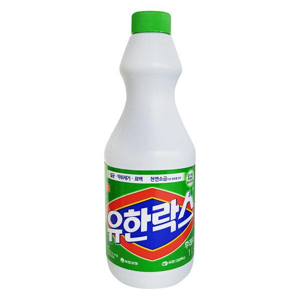 유한락스 후레쉬 1L 락스 살균세정제 청소용 상품이미지