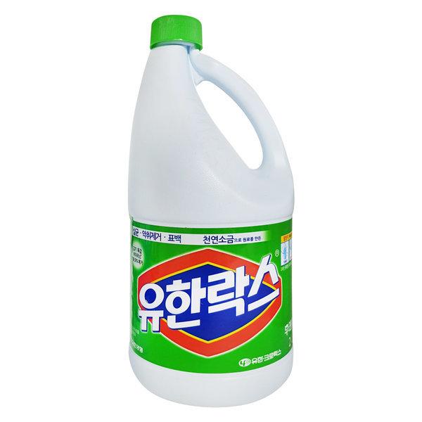 유한락스 후레쉬 2L 락스 살균세정제 청소용 상품이미지