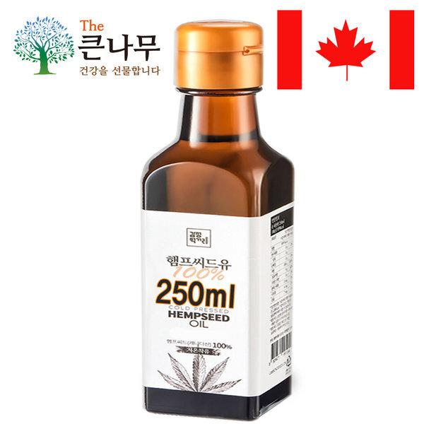 대 마 종자유 250ml 캐나다산 햄프씨드오일 대 마씨유 상품이미지