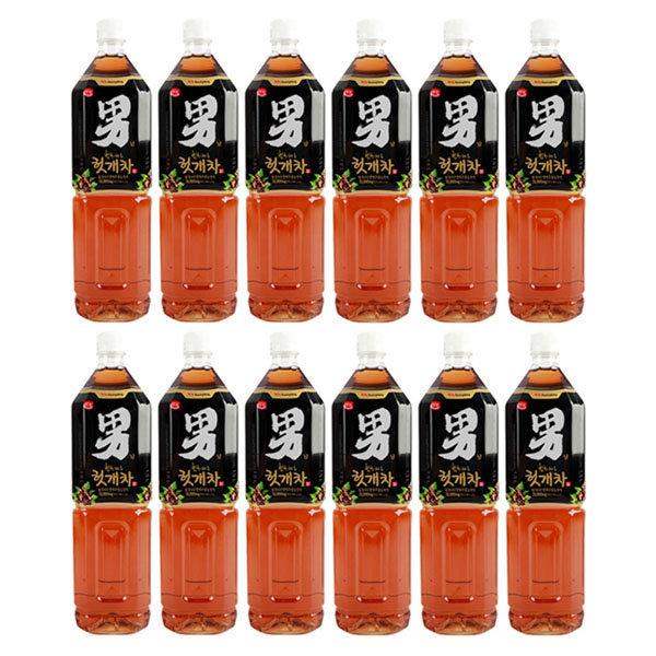 광동힘찬하루헛개차1.5LX12/차음료/헛개차 상품이미지