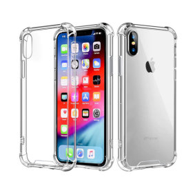 1+1 2개 아이폰 투명 케이스 BEST 범퍼 충격보호
