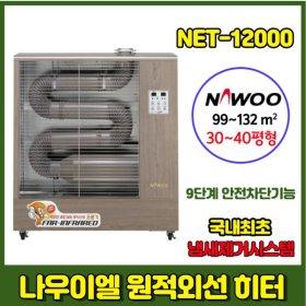 NET-12000 야외난방 공장 돈풍기 (냄새제거장치/40형)
