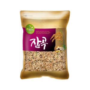 렌틸콩+귀리혼합 20곡 5kg /슈퍼푸드/ 쌀 잡곡 혼합곡