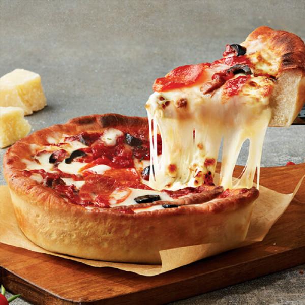 애슐리 시카고 딥디쉬 피자 406g 상품이미지