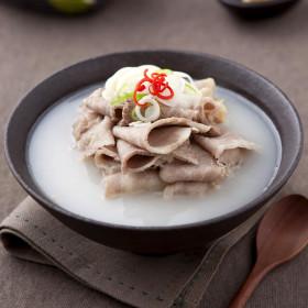 미스타셰프 설렁탕 600g 5팩/3kg/간편식/맛집
