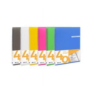 희망 아이콘 스프링 클리어화일 40매 HH6587