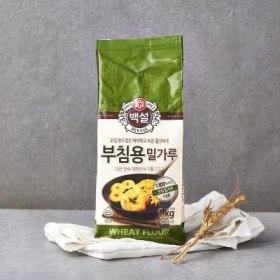 백설 부침용 밀가루 (1KG)