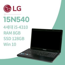LG 15N540 I5-4210 FHD 게이밍노트북 win10 ssd256 8G