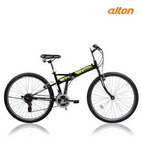 알톤 MTB타입 접이식자전거 26인치 엑스티드26GS 21단