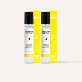 1+1 드레스퍼퓸 No.14 레몬라임 150ml 섬유향수