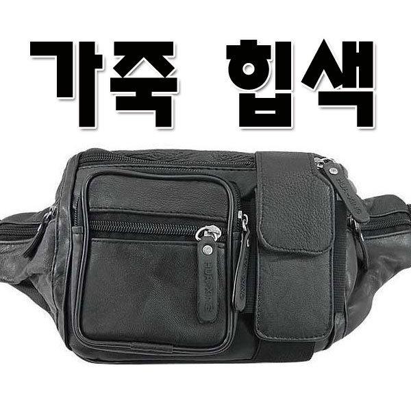 스포츠허리쌕 힙색 등산낚시 캐주얼 여행용여권가방 상품이미지