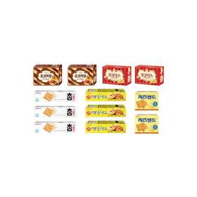 인기패밀리 12팩(하임/쿠크/참/땅콩/치즈) /스낵/과자