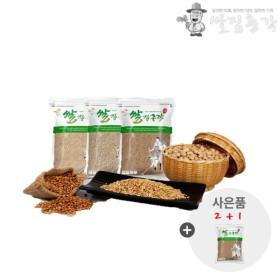 [쌀집총각] 2020년 캐나다산 병아리콩/귀리/렌틸콩 2kg + 1kg (총3kg)