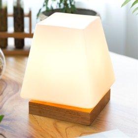 레나 우드 단스탠드 B형 LED 무드등 수면등 수유등