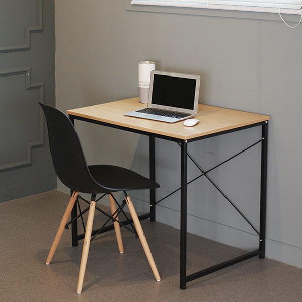 아르세 철재 조립식 1인용 기본형 컴퓨터 책상 80 상품이미지