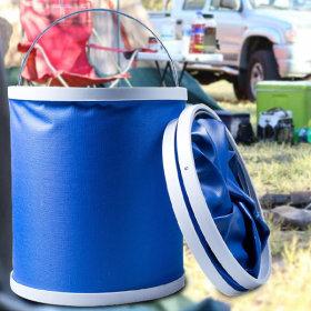 접이식 물통 11리터 캠핑 양동이 설거지 휴대용 버킷