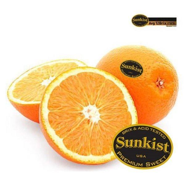 썬키스트 캘리포니아 고당도 오렌지 21과x3박스 (총 63과) 상품이미지