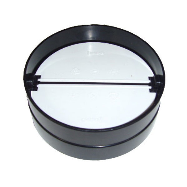 역풍방지댐퍼 욕실환풍기 화장실환풍기 역풍 역류차단 상품이미지
