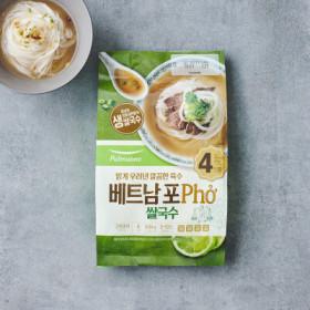 풀무원)베트남쌀국수4인634G