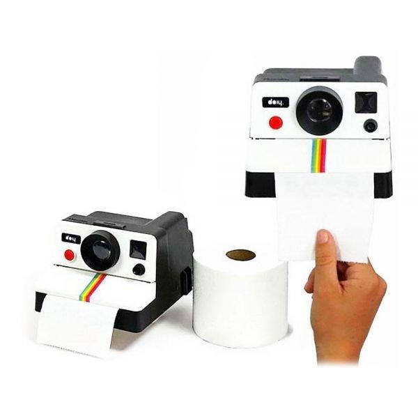 폴라로이드 카메라 모양 티슈 화장실 휴지 걸이 상품이미지