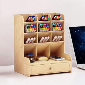 멀티 DIY 수납함 책상 연필꽂이 사무용 정리함 홀더